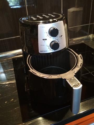 Difference between air fryer and convection oven